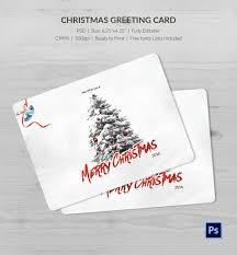 Free Holiday Greeting Card Templates 22 Christmas Greeting Card Templates Psd Free Premium Templates