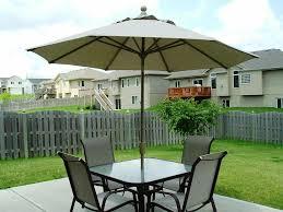 patio set with umbrella patio furniture home depot patio table umbrella sets inspiring