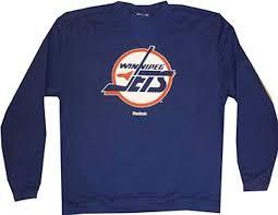 Reebok Throwback Jersey Size Chart Amazon Com Reebok Winnipeg Jets Throwback Crew Sweatshirt