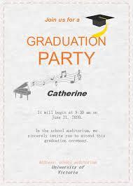 celebration invite graduation celebration invitation free graduation