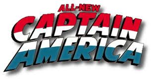 Image - All-New Captain America logo.png | Marvel Database | FANDOM ...