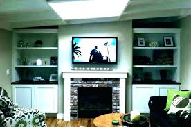 mounting tv above brick fireplace mounting on brick fireplace hanging mounting diy mount tv brick fireplace
