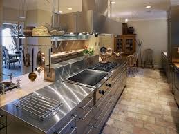 Brick Floors In Kitchen Stainless Steel Countertops Brick Floor Kitchen Dickorleanscom