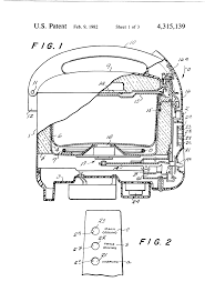 patent us electric rice cooker patents patent drawing