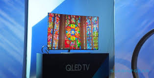 samsung tv qled 65. as for the curved versions, they\u0027re more expensive than flat models. qn55q7c comes in at $2,999.99 55-inch and $4,299.99 65 -inch. samsung tv qled