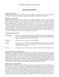 Sample Resume Skills and Abilities
