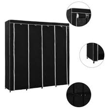 <b>3 Black MDF Ushaped</b> Floating Wall Display Shelves Book/DVD ...