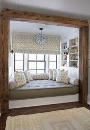 bedroom window seat cushions. Interesting Bedroom 34 CabinChic Rooms That Will Inspire You To Hibernate This Winter Bay Window  CushionsBAY WINDOW SEATINGBAY  Intended Bedroom Seat Cushions N