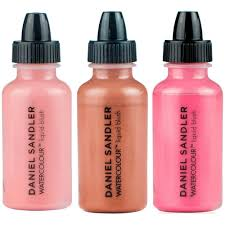 daniel sandler watercolour liquid blush 15ml