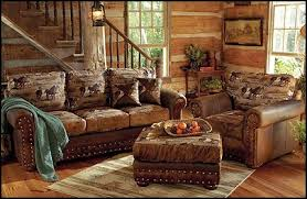 custom western style interior design ideas with western themed