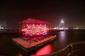 Amsterdam Light Festival Van Start De Architect