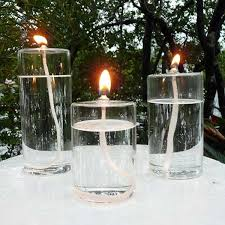 4 5 and 6 glass pillar candles