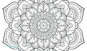 Printable Mandala Coloring Pages Adult Coloring Pages Mandala Best