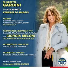 🇪🇺 La mia #agenda, venerdì 24 maggio.... - Elisabetta Gardini