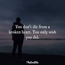 50 Broken Heart Quotes To Help You Soothe The Pain Thelovebits