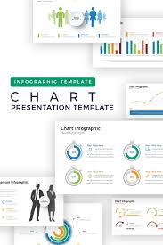 Chart Presentation Infographic Powerpoint Template