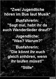 Zwei Jugendliche Hören Im Bus Laut Musik Lustige Bilder