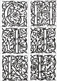 Coloriage Lettre V Enl Lettre M Scarino Page 2 Roman