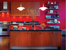 Attractive ... Kitchen Decorating Themes Fascinating Red Kitchen Decorating Ideas,  Modern Kitchen And Interior Design With ...