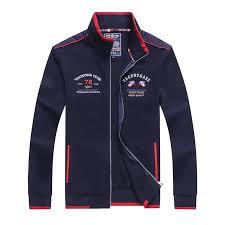 Tace & Shark jacket men sweater coat chaqueta hombre <b>Autumn</b> ...