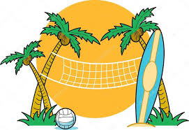 """Résultat de recherche d'images pour """"beach volley dessin"""""""