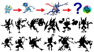 Top 12 Ideas For Mega Greninja Fanmade - Which number do you choose? -  YouTube