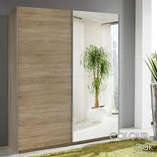 Full Size of Wardrobe:single Wardrobe Doors Q Sliding Mirror One Door  Mirrored Exceptional Image ...
