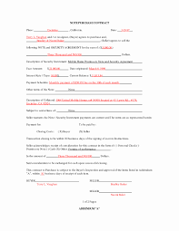 Sample Security Agreement Legal Law Purchase Money Security Agreement Sample Interest 13