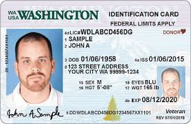 Designs Wa Id Card Licensing State dol Official Site
