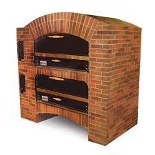 original brick lined deck oven