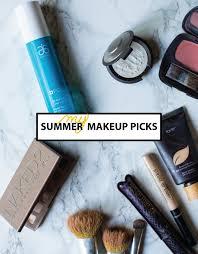summer makeup picks