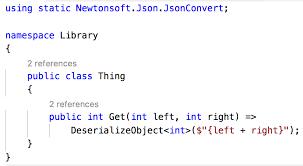 Jeremy Bytes Understanding The Microsoft Samples For Net