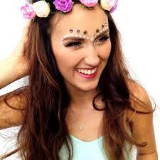 festival face paint festival makeup