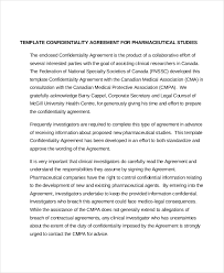 Employee Confidentiality Agreement Employee Confidentiality Agreement – 10+ Free Word, PDF Documents ...