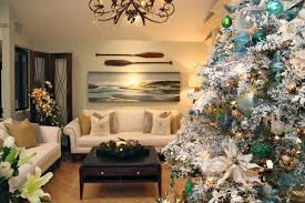 Christmas Decorations With Beach Theme Transitional Living Room Home  Decorating Ideas On Home Decorating Images