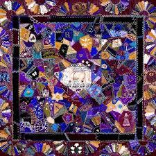 Robyne Melia's Crazy Patchwork Quilt: Thought I'd make a site just ... & Thought I'd make a site just for the Crazy Quilt work Adamdwight.com