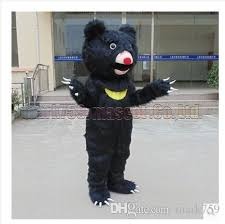 Black Bear Mascot Costume Adult Size,Cool Bear Luxury Plush Toy Carnival  Party Celebrates Mascot Factory Sales. Easy Halloween Costumes Catwoman  Costume ...
