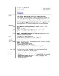 best resume samples free download great resume samples samples of good resume