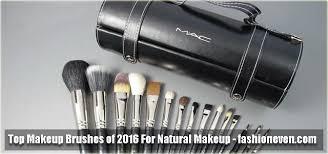top makeup brushes for natural makeup latest makeup brush set for women