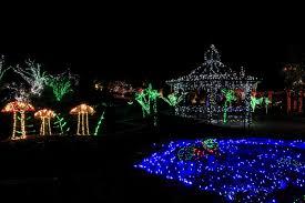 gazebo at garden of lights