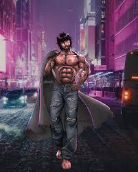 Quien es actualmente el luchador y hombre más fuerte de la historia. Baki Hanma Wallpaper 範馬刃牙 Grapplerbaki