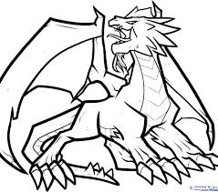 Dragon Coloring Pages Free Detailed Coloring Pages Dragon Coloring