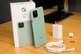Google Pixel 5 review - GSMArena.com tests