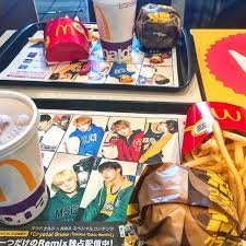 The band has great memories with mcdonald's. A Bts Meal Is Coming To Mcdonald S Ph In June 2021