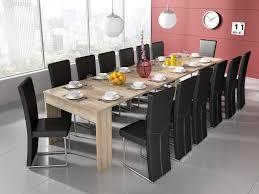 Kulissen Esstisch Ausziehbar Eiche 160 320 Cm In 3 Ikea