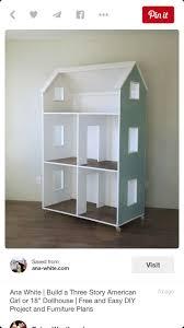 Week 13 Create To Christmas- Ana White's 3 Story Doll House