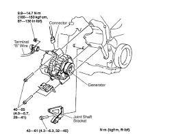 5383v change alternator 2001 mpv 97 mazda protege engine diagram at ww2 ww