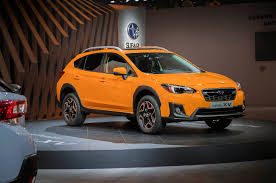 2018 subaru pictures. exellent pictures the allnew 2018 subaru crosstrek will be hitting dealership lots across  canada in july model has been completely redesigned around the  to subaru pictures