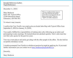 Sample Of Reference Letter For An Employee Character Reference Letter 8 Professional Samples And Writing Tips