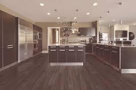 Modern Kitchen Flooring Coretec Plus Xl Metropolis Oak Large Modern Kitchen Lvt